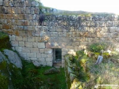 Ciudad de Vascos-Dolmen de Azután;senderismo en madrid grupos club trekking madrid gratis